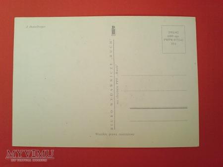 Duże zdjęcie 1963 biegacz fiołkowy karta Maximum Maksimum
