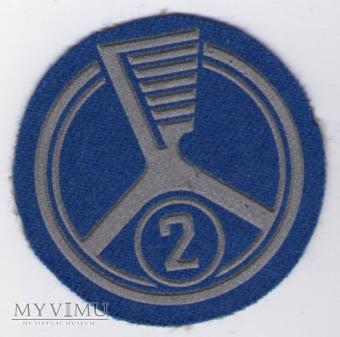Oznaka specjalisty - kierwca samochodowy 2kl