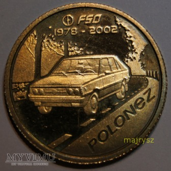 Kultowe Polskie Samochody - Polonez