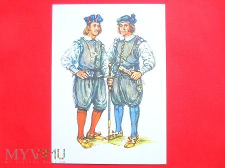 Kapitanowie straży morskiej - XVI wiek