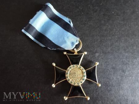 Virtuti Militari - Klasa III Krzyż Kawalerski