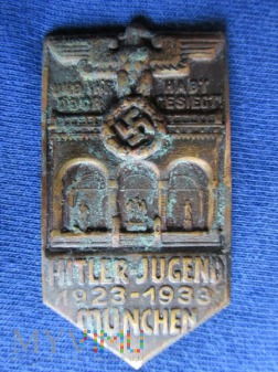 Odznaka pamiątkowa HJ