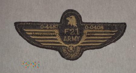 0-4487 0-0408 F 21 ARMY DAVID MOORE