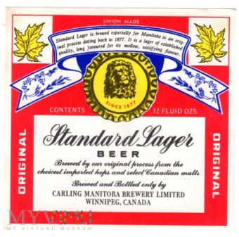 Standard Lager Beer