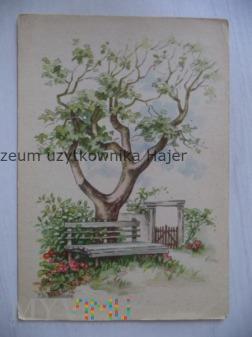 Ländliche Winkel - kartka pocztowa