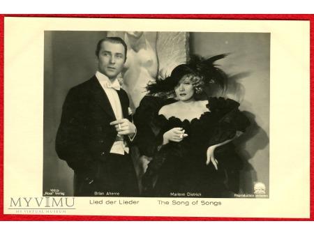 Marlene Dietrich Verlag ROSS 183/5