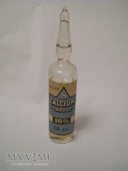 Calcium Firmy SANDOZ