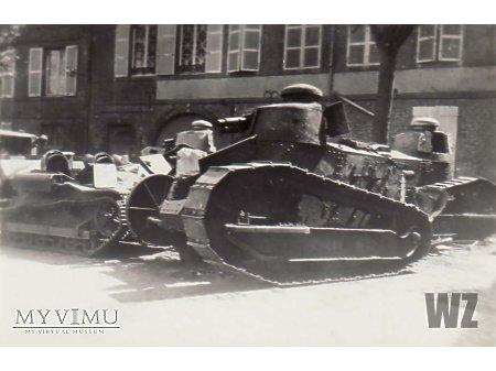 1940. Zdobycze