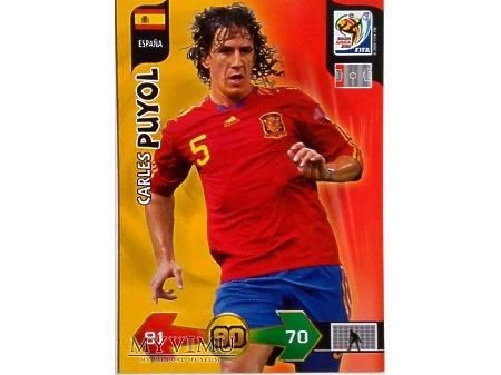 Carles Puyol - HISZPANIA