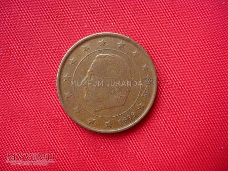5 euro centów - Belgia