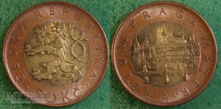 Czechy, 50 Kc 2009