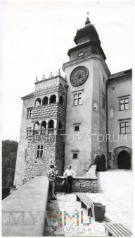 Pieskowa Skała - zdjęcia z archiwum - lata 70-te