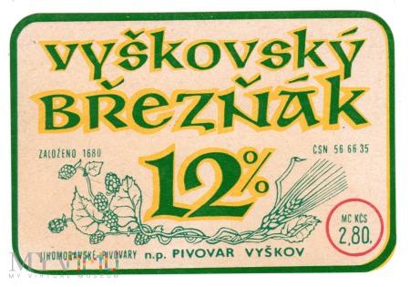 Vyškovský Březňák