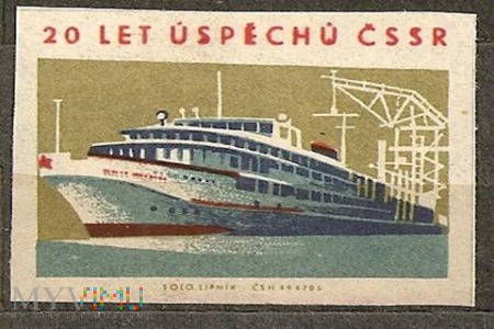 28.21-20. rocznica wyzwolenia Czechosłowacji