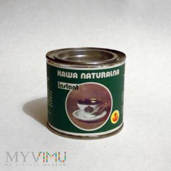 kawa Naturalna Instant, puszka 50g