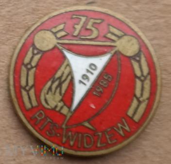 Widzew Łódź 29 - 75 lat czerwona
