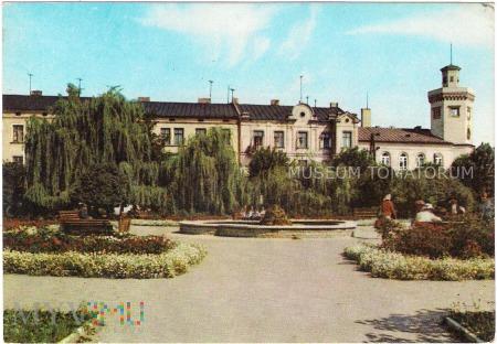 Radomsko - Plac 3 Maja - Ratusz - 1969