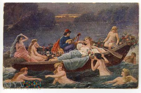 Franz Rösler - Zaczarowana łódź