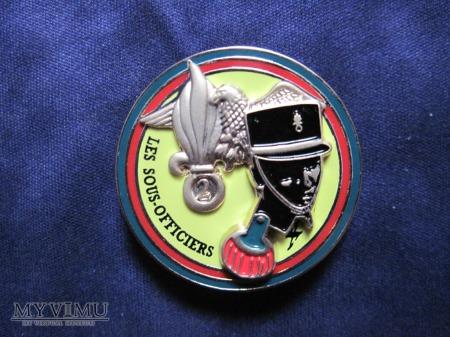 10ème anniversaire Les sous-officiers 2REG