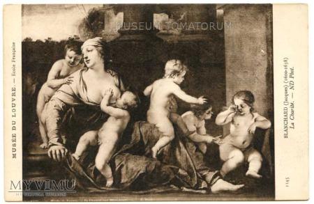 Blanchard - Macierzyństwo klasyczne - La Charite
