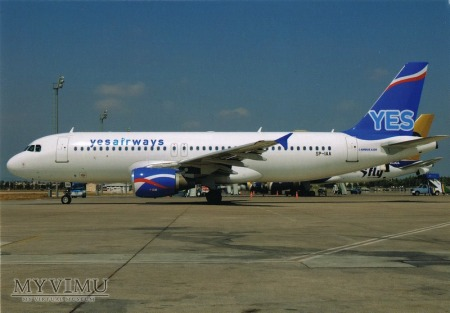 Airbus A320-214, SP-IAA