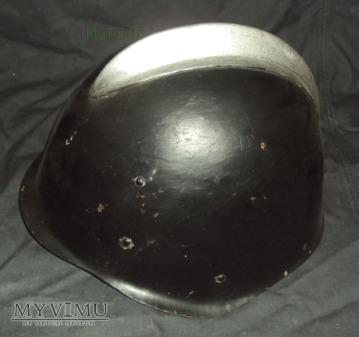 Stalowy hełm strażacki wz.50