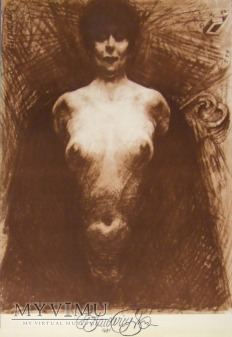 Franciszek Starowieyski, Kobieta w plakacie