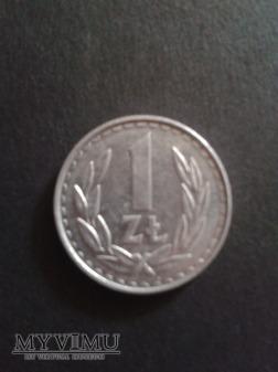 1 zł - Polski złoty 1985