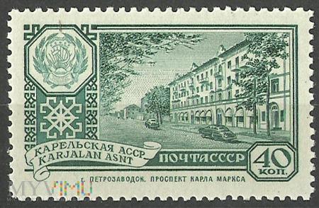 Karelska ASRR.
