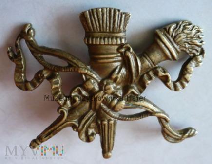 Odznaka numerowana Medal sygnowany