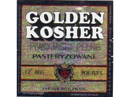 Etykieta KOSHER 16
