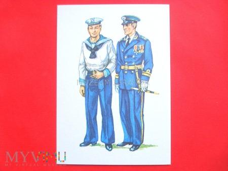 Marynarz i komandor - 1952-1957