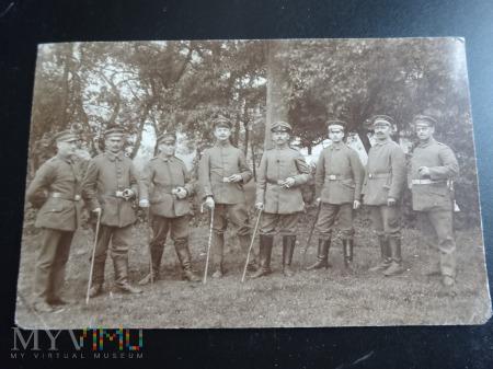 Panowie oficerowie i żołnierze