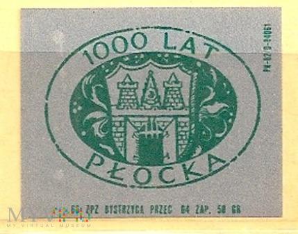 1000 Lat Płocka.Bystrzyca