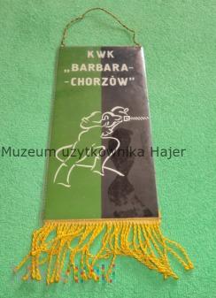 KWK Barbara-Chorzów 1987 Spartakiada 33 Letnia