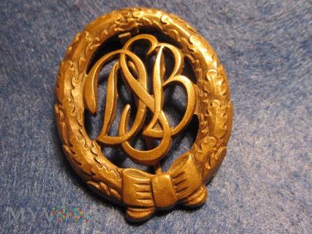 Duże zdjęcie Deutscher Sport Band-odznaka