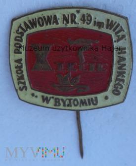 Szkoła Podstawowa Nr. 49 im Wita Hankego w Bytomiu