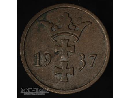2 fenigi 1937