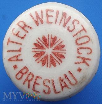 Alter Weinstock Breslau
