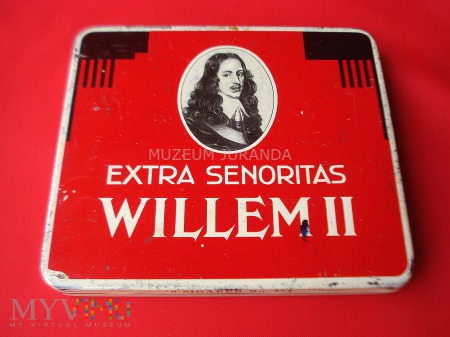 Duże zdjęcie Opakowanie cygar EXTRA SENORITAS