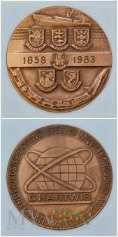 Medal spedycja kolejowa hartwig