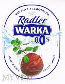 warka radler 0,0% jabłko z miętą