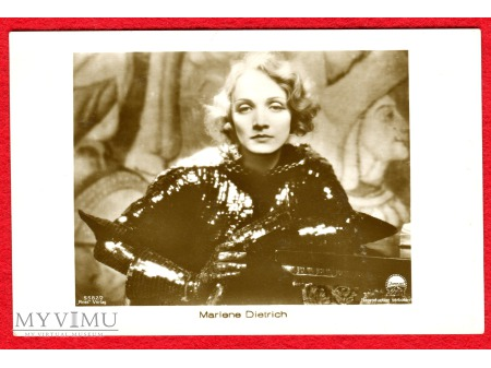 Duże zdjęcie Marlene Dietrich Verlag ROSS 5582/2