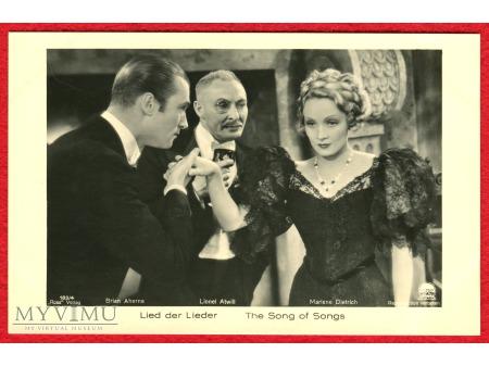 Marlene Dietrich Verlag ROSS 183/4