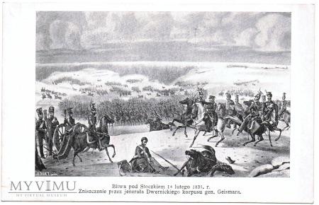 Bitwa pod Stoczkiem 14 lutego 1831 r.