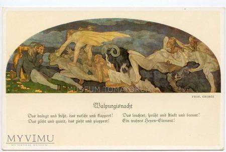 prof. Georgi - Faust Noc Walpurgi
