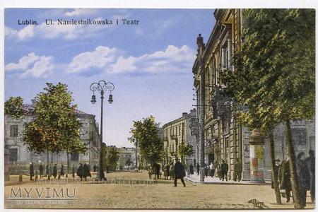 Lublin 1917 - ul. Namiestnikowska