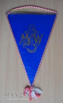 Proporczyk - Marynarka Wojenna RP