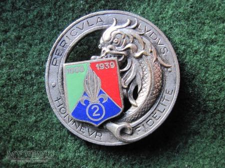 2 régiment étranger de cavalerie, type 2 DBer