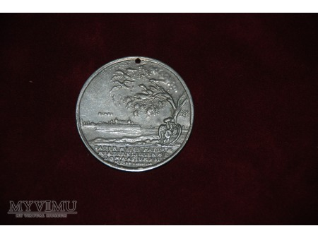 Ludwika Karolina Radziwiłł - medal